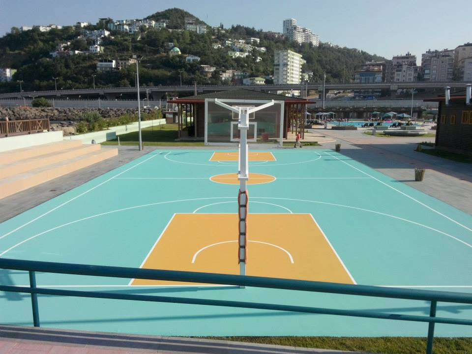 Tennis Court Paint and Coatings
