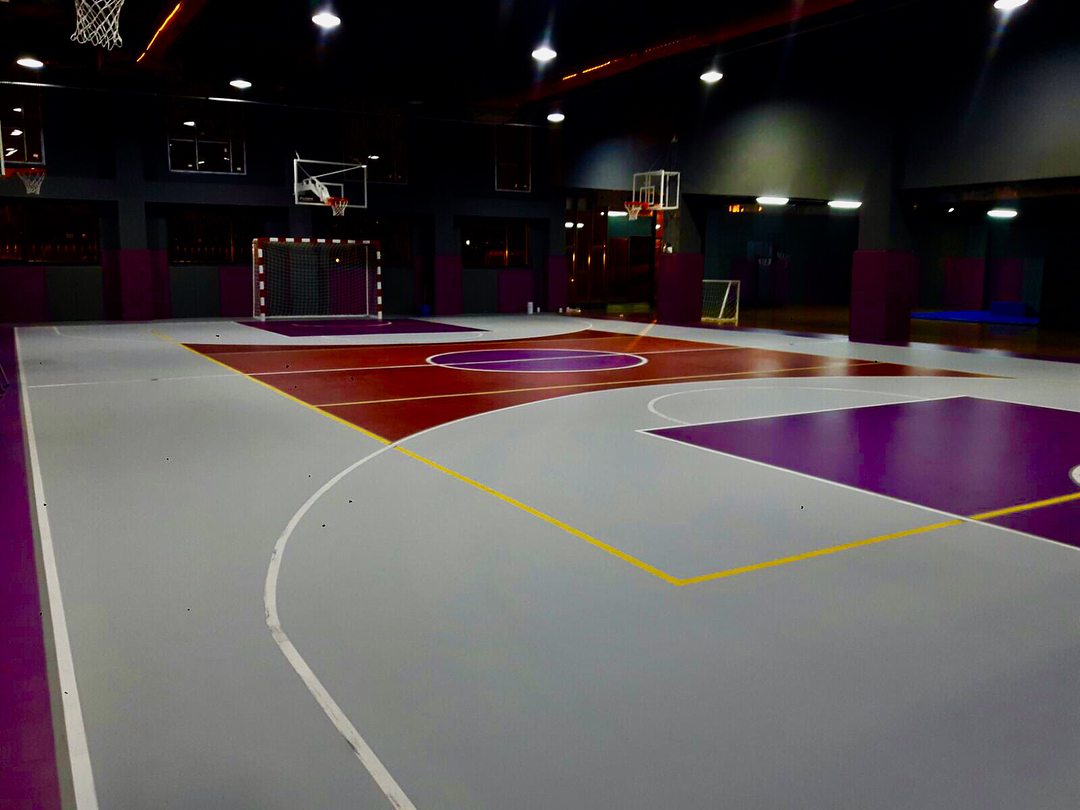 Polyurethane Sport Coating Systems
