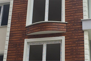 Wood Effect Jambs Paint